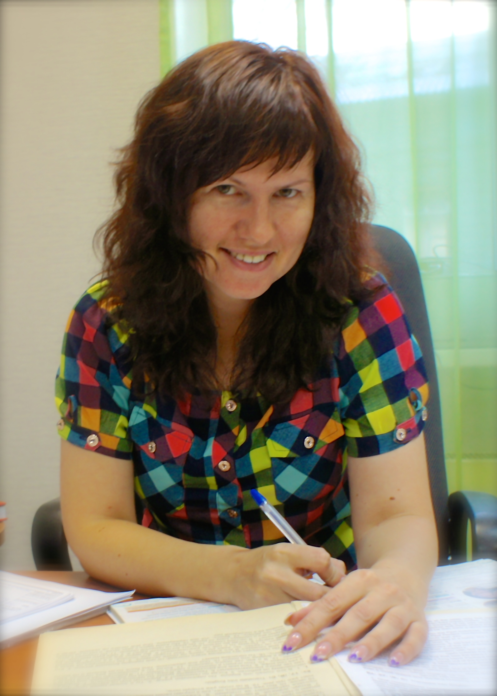 Анна Васильевна, академический директор, школа английского A&A