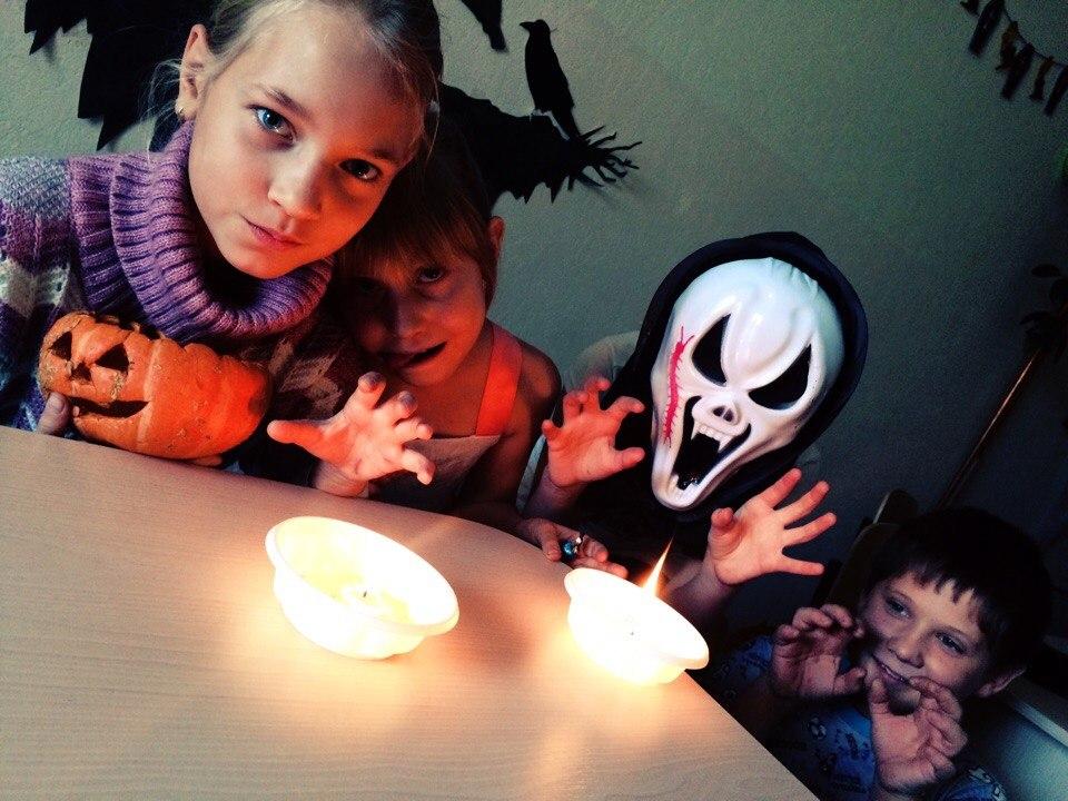 Хэллоуин в A&A