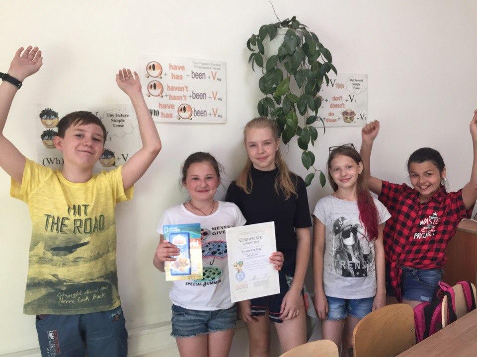 Кира Полищук,Best Student Discover 1 раб шт